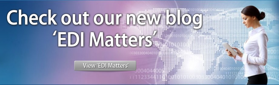 Check out B2BGateway's New EDI Blog called 'EDI Matters'