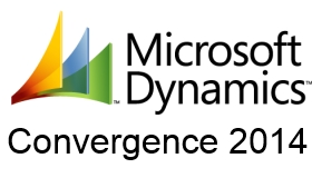 Microsofft Dynamics Convergence 2014