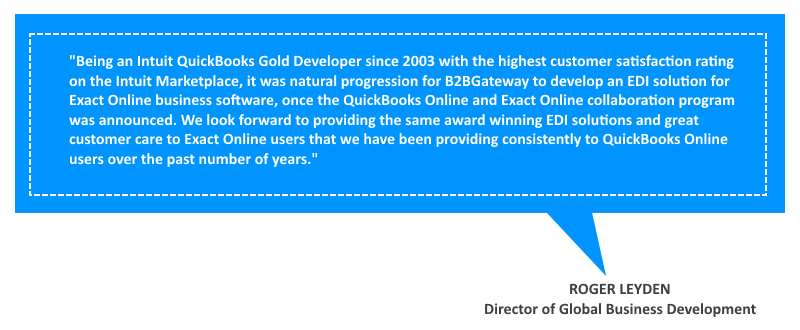 EDI Matters' Newsletter - Volume 04 / Issue 01 - B2BGateway