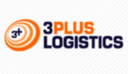 3 Plus Logistics logo