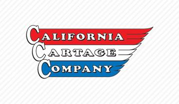California Cartage logo