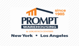 Prompt Warehousing logo