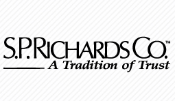 Sp Richards logo