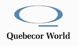QuebecorWorld logo