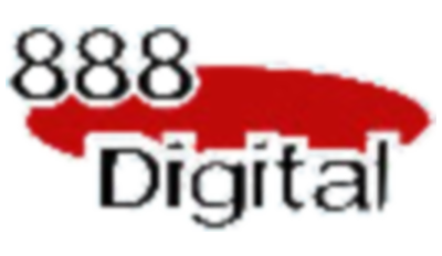 888 Digital logo