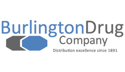Burlington Drug Company logo