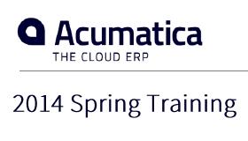 Acumatica-Spring-training-2014