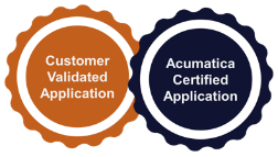 Acumatica-Certified Application