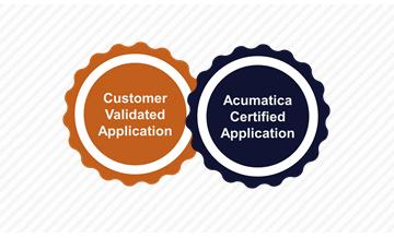 Acumatica certification