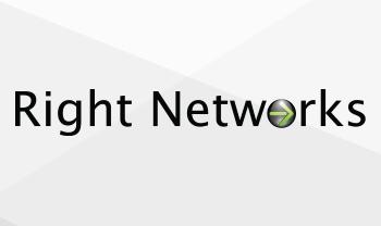 RightNetworks Logo / Right Networks Logo