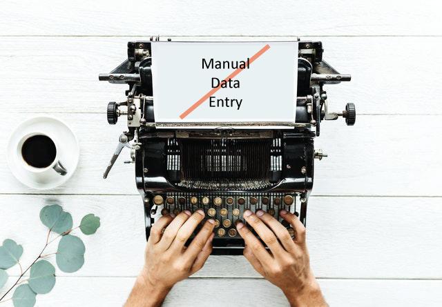 EDI-Manual-Data-Entry