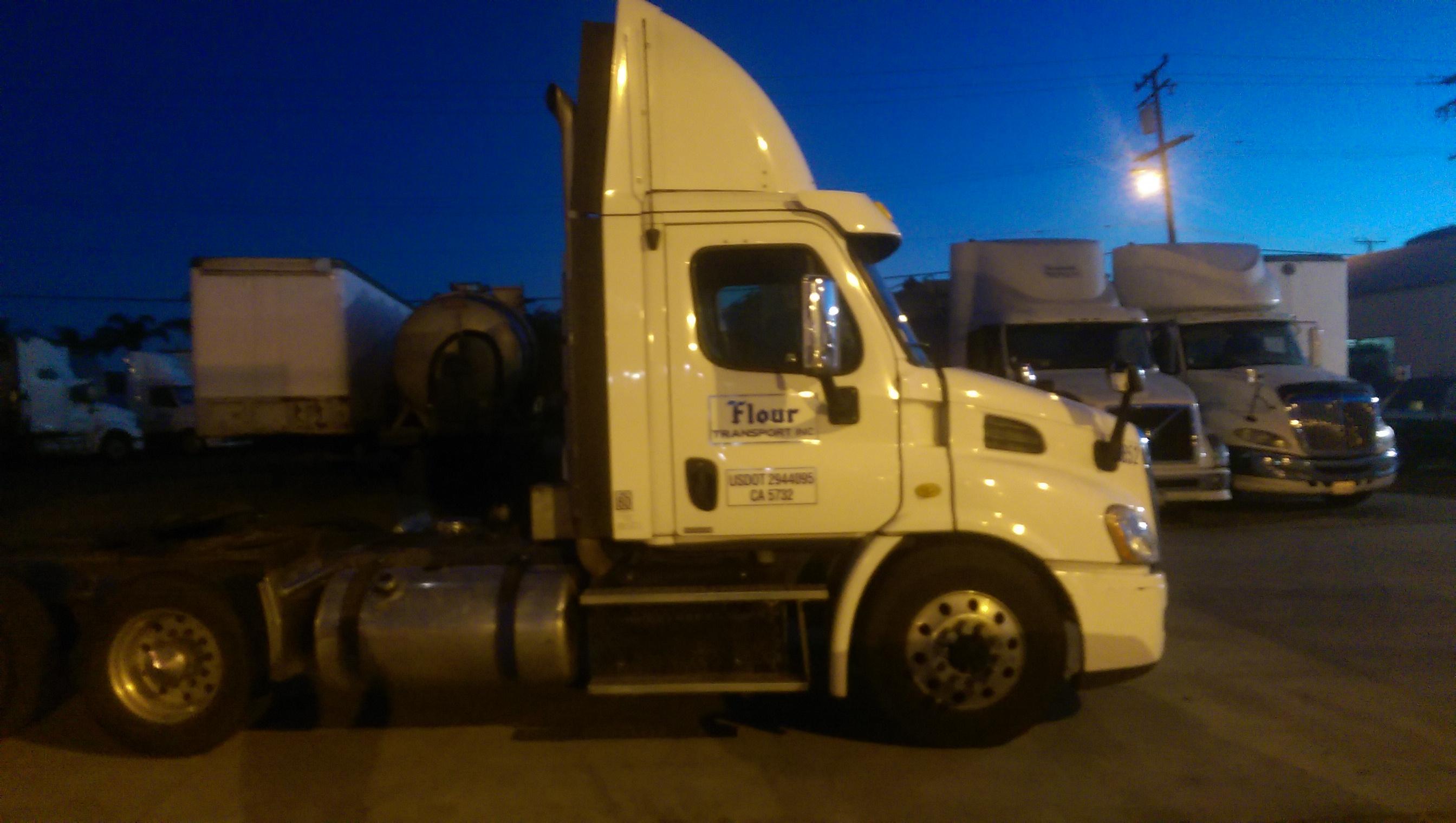 Flour Transport