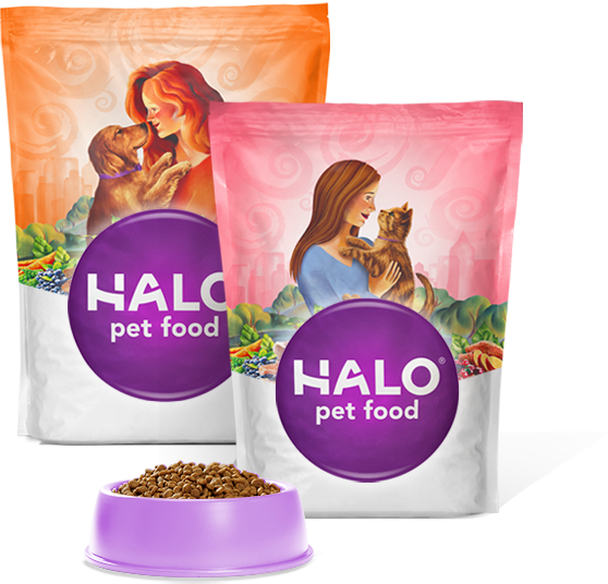 Halo-Pet-products