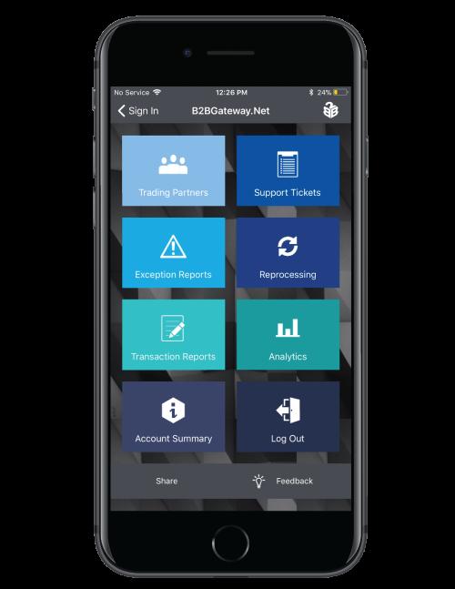 EDI-Connect-App