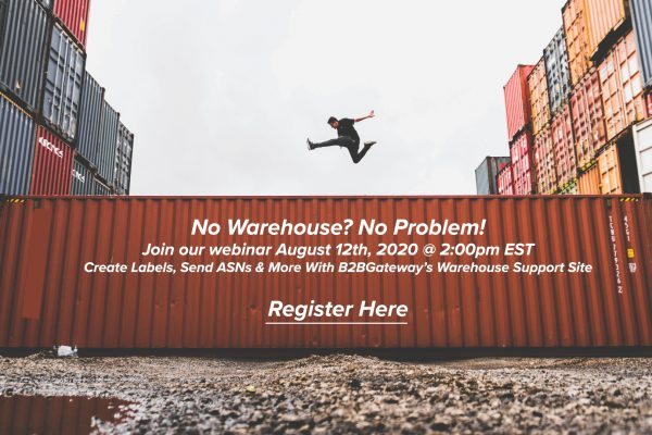 Warehouse Support Site